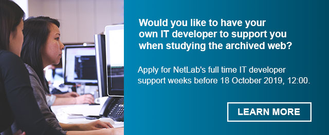NetLab IT Developer Support
