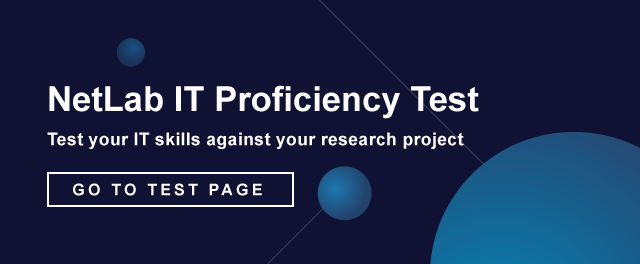 NetLab IT Proficiency Test
