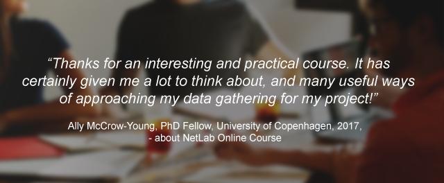 Netlab Course Evaluation