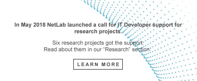 NetLab IT Developer Support Projects