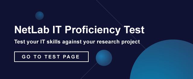 NetLab IT Proficiency Test